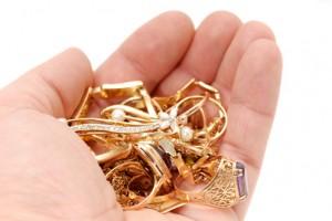 Tipos de ouro que pode trocar por dinheiro